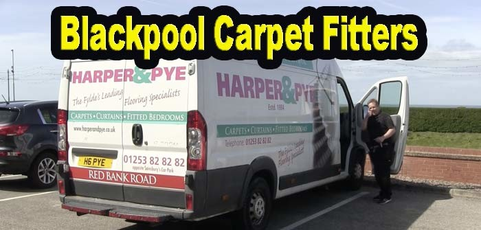 Carpet Fitters Blackpool-Harper and Pye Carpets-Blackpool