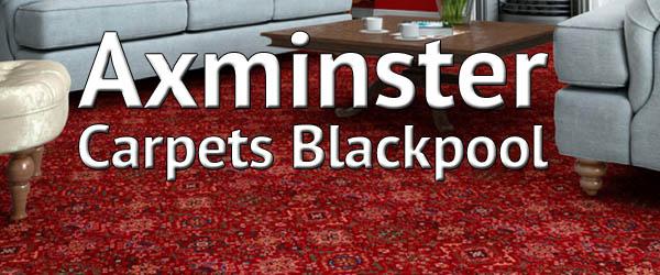 Axminster Carpets Blackpool