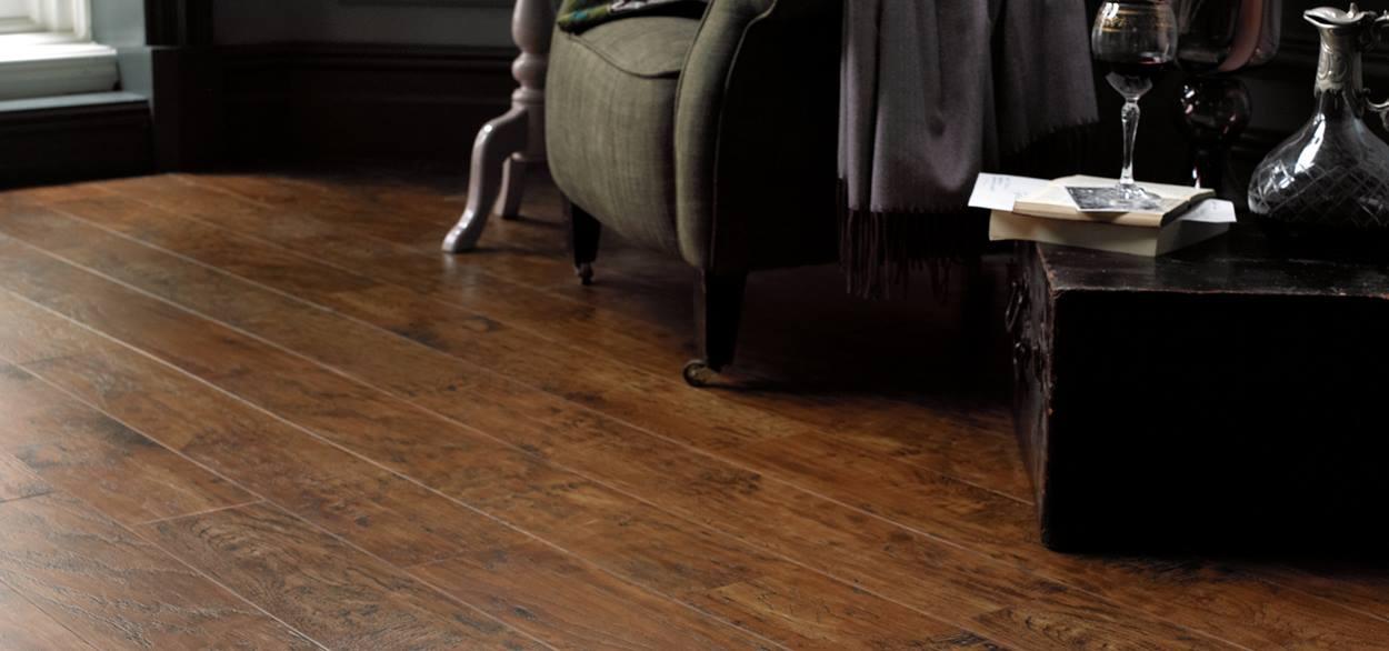 Wood Flooring in Weeton