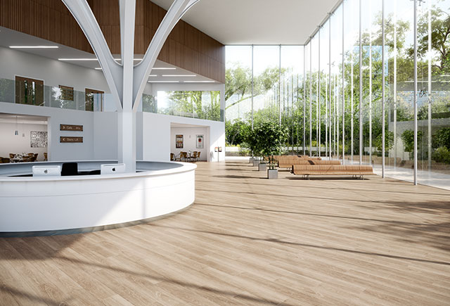 Poly Floor Blackpool-Harper and Pye-Healthcare